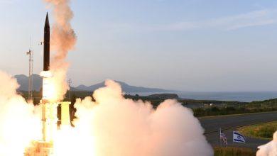 Photo of تجربة إسرائيلية – أميركية لاعتراض صاروخ باليستي