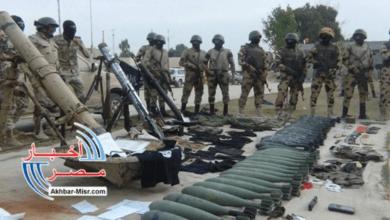 Photo of مصر تكتشف مخازن أسلحة إيرانية كبرى بحوزة جماعات إرهابية كبيرة في سيناء… ايران مصنع الإرهاب