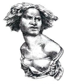 gravure extraite de La statuaire de J.-B. Carpeaux par Ernest Chesneau. Source : Gallica