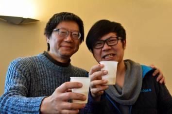 Au Yao Hsing & Mickeyman