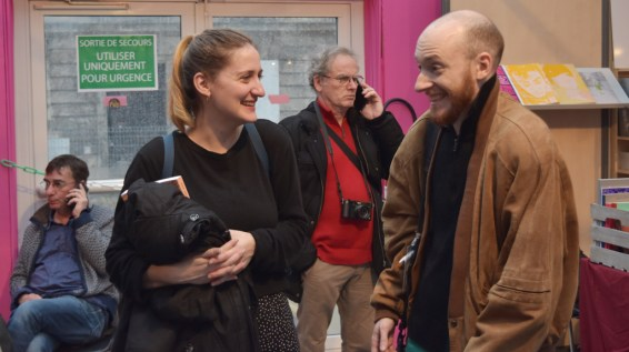 Giulia Sagramola & Elric Dufau
