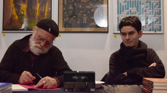 Golo & Isao Moutte