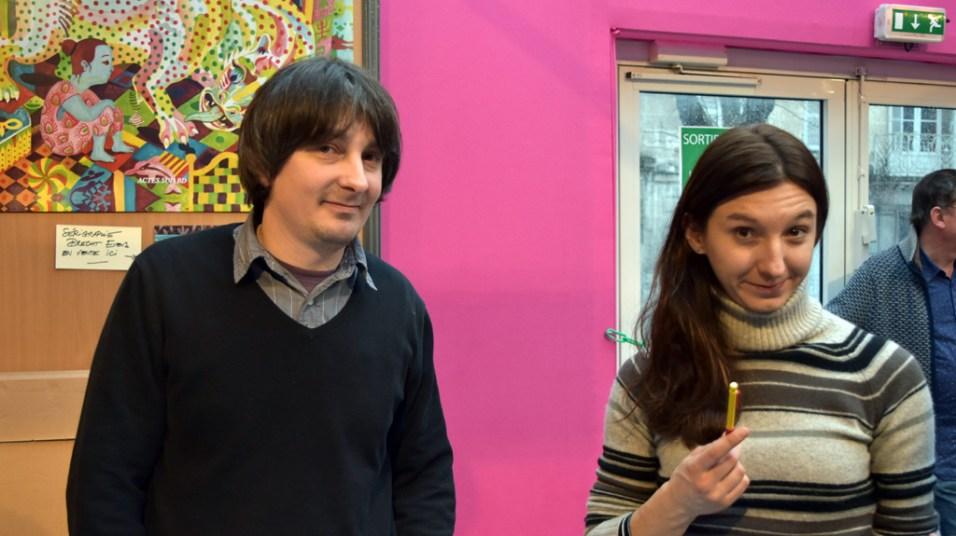 Miroslav Sekulic-Struja & Ana Setka