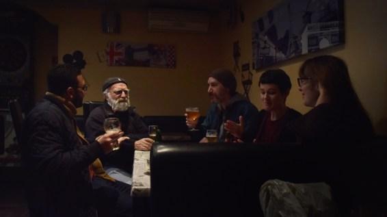 Migo Rollz, Golo, Jorj Abou Mhaya, Rachel Deville et Sophie Guerrive
