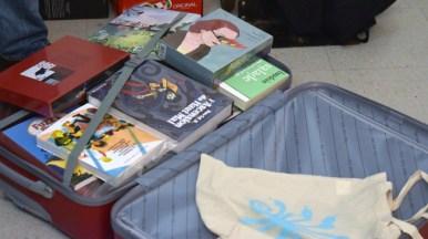 La valise de Ahmed Salem