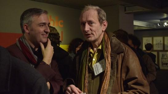 Matt madden et Etienne Lécroart