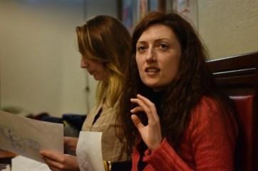 Alice Bohl et Laura Désirée