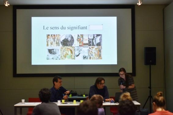 Jean-Pierre Mercier, William Blanc & Clara de Raigniac