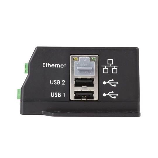eGauge Pro unidad principal de monitoreo con 30 puertos