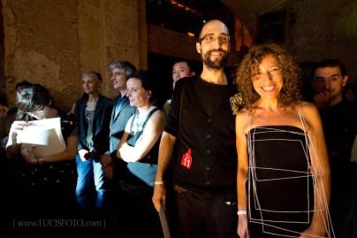 Con Edu Tarín, también finalista.
