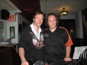 Mark Strigl & I