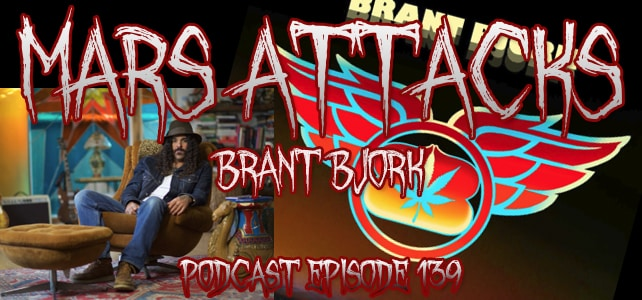 Podcast Episode 139 – Brant Bjork