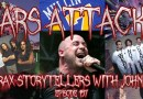 Podcast Episode 157- Anthrax Storytellers With John Bush
