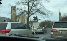 J.E.B Stuart Monument