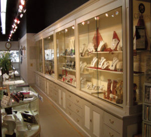 Ayres Jewelry Interior