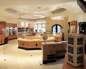 Edgardo Jewelers Interior