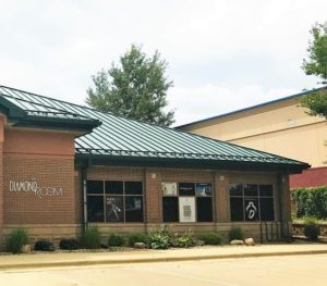 The Diamond Room Storefront