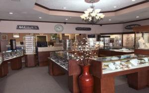 Woody's Jewelry Interior