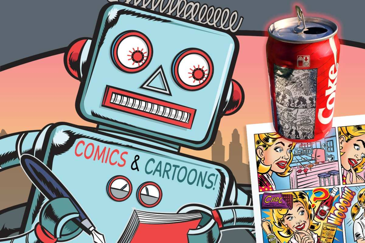 Cartoons & Comics