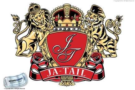 Logo and Crest Designs for Ja-Tail Enterprises LLC, Bevery Hills by Ian Marsden
