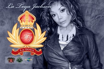 La Toya Jackson Designs by Ian David Marsden