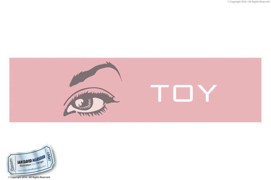 La Toya Jackson, Ja-Tail Enterprises, Image of logo, character and mascot design by Ian David Marsden