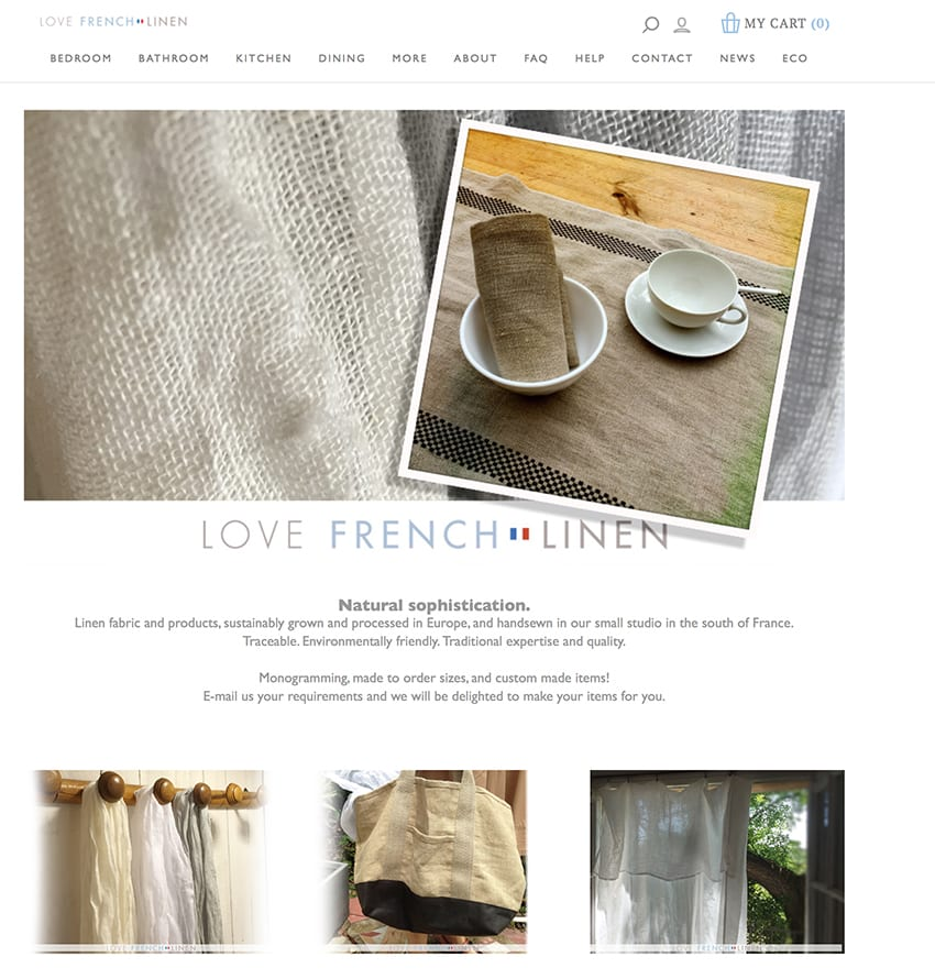 Do you Love French Linen?