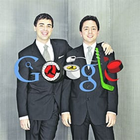 Google The Beginning