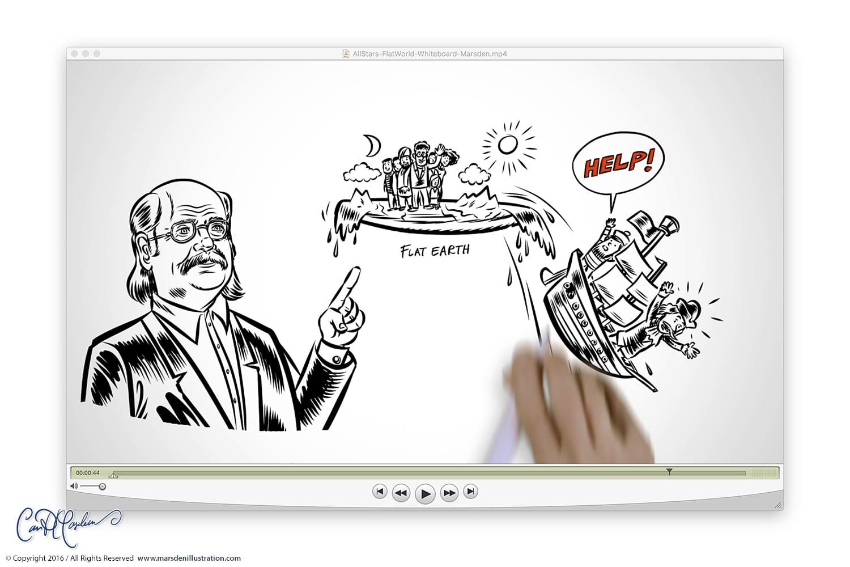 Whiteboard Explainer Videos - Marsden IllustrationMarsden Illustration