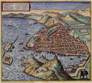 Formation Hypnose PNL Marseille : Marseille en 1575