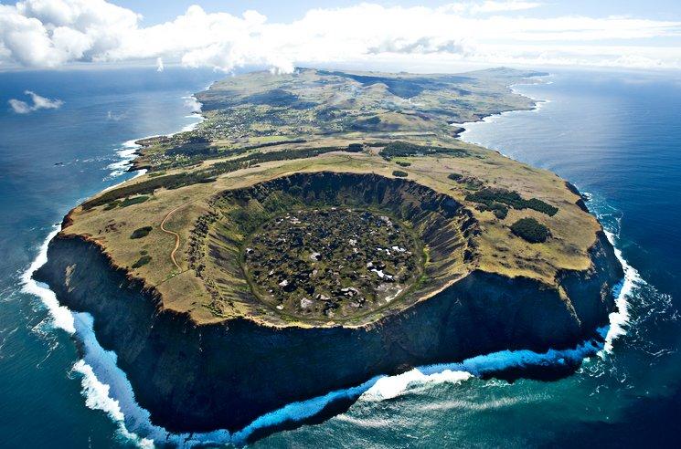 ContextoExato - Ilha de Páscoa, autodestruição, parábola de nossa época