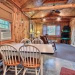 Pinewood Cabin great room