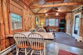 Pinewood Cabin Tour