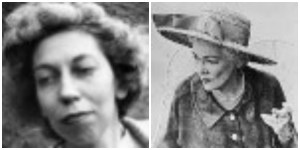 Eudora Welty and Katherine Anne Porter