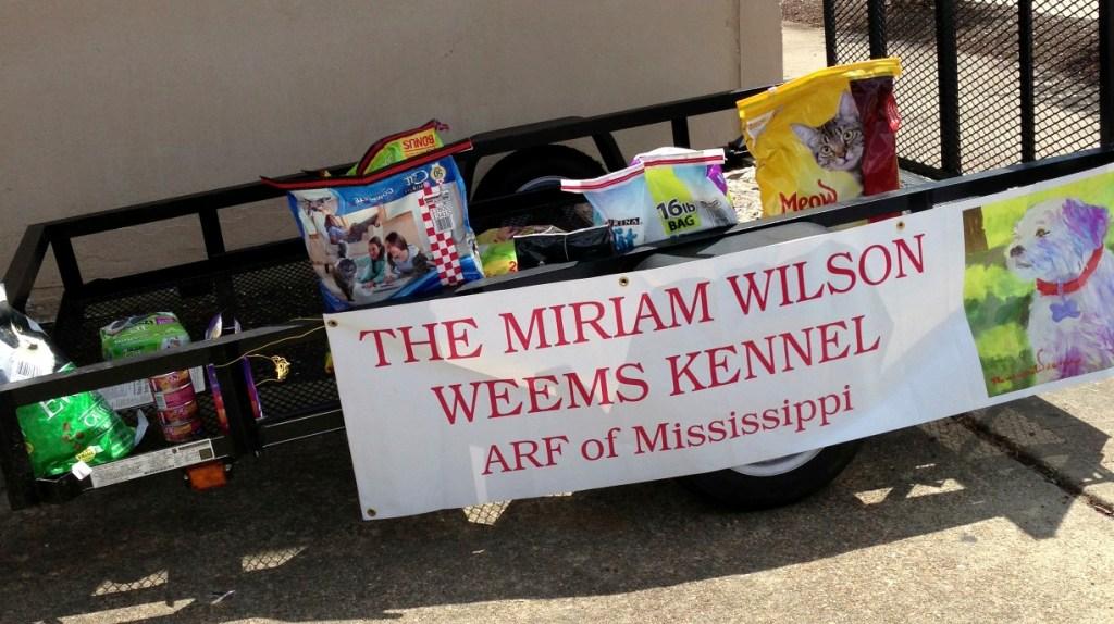 Miriam Weems, Animal Rescue Fund