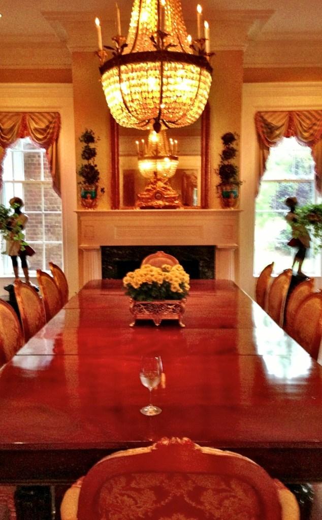 dining room, mums, tailgate