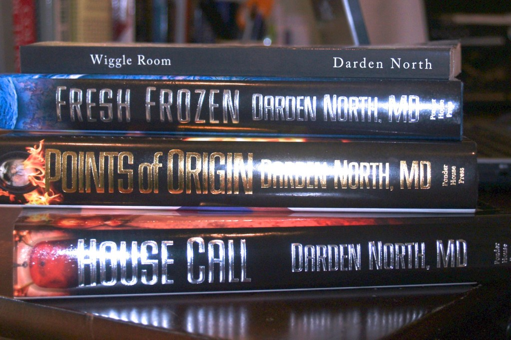 Across The Garden Gate: A Conversation With Darden North – Author Of Murder Mysteries
