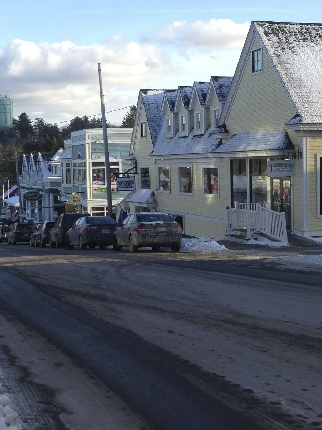 Freeport Maine