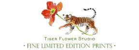 Tiger Flower Studio logo