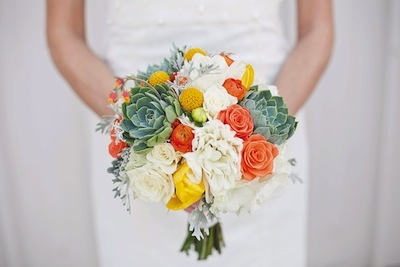 bridal bouquet 6