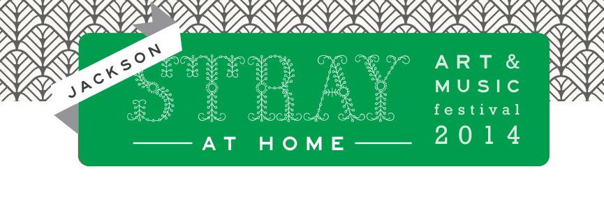 Stray at home
