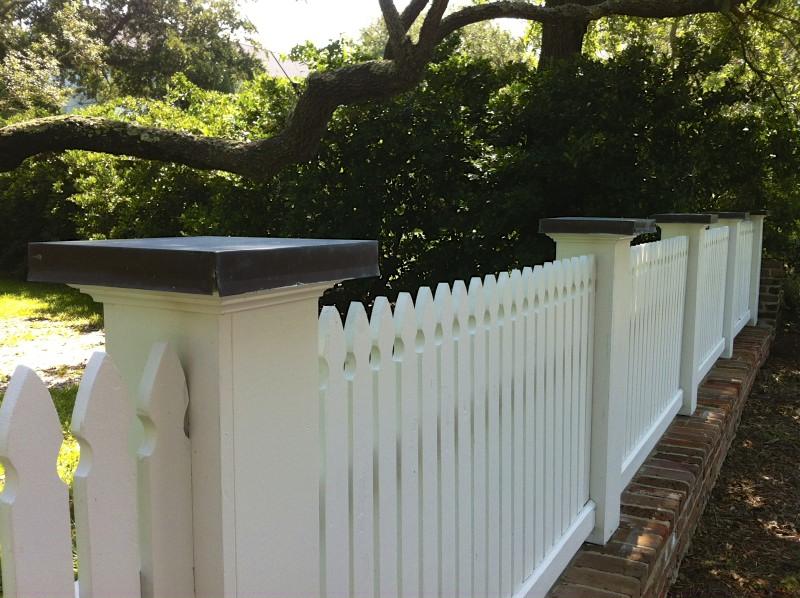 Fences on Friday