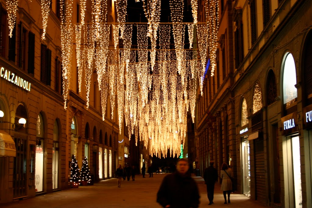 Italy ChristmasFlorence
