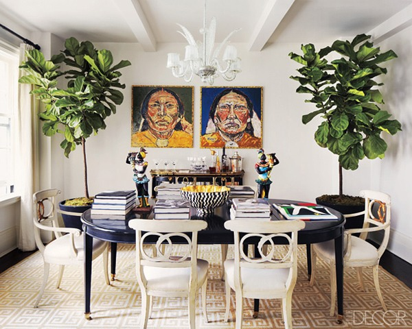 fiddle leaf fig in design