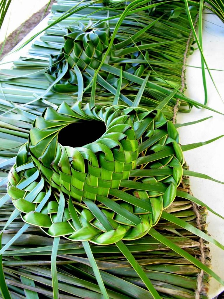 palm hats