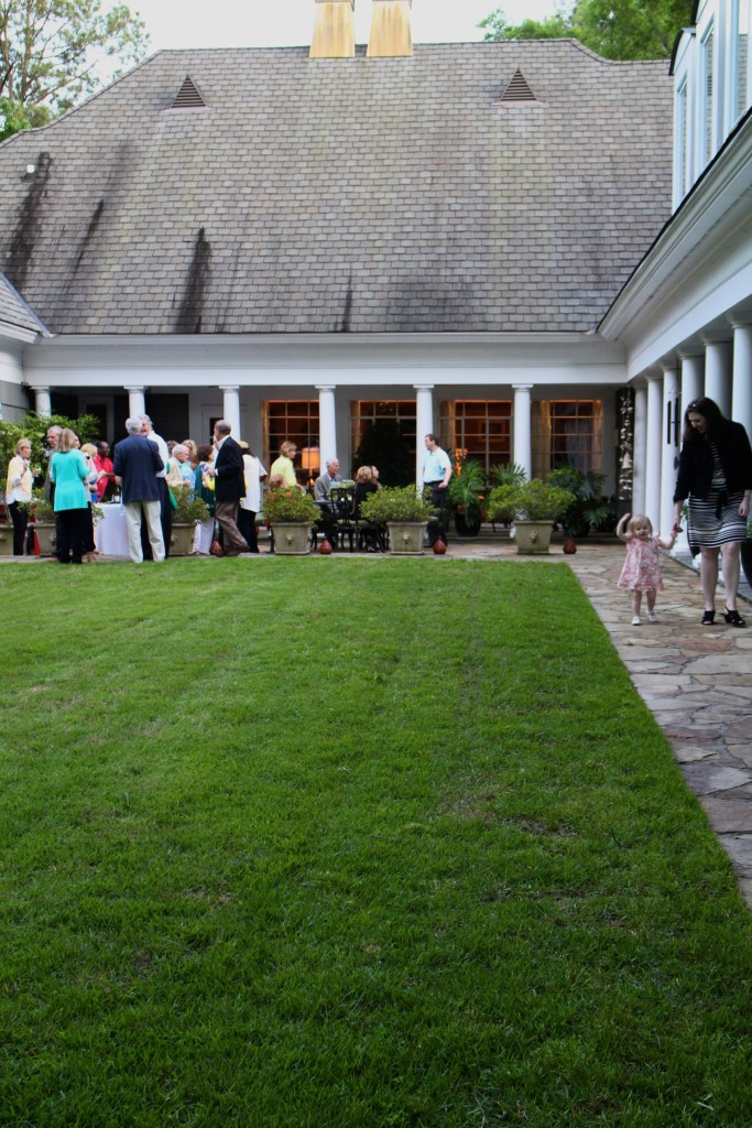 Spring Garden Party at Charlotte McNeel's