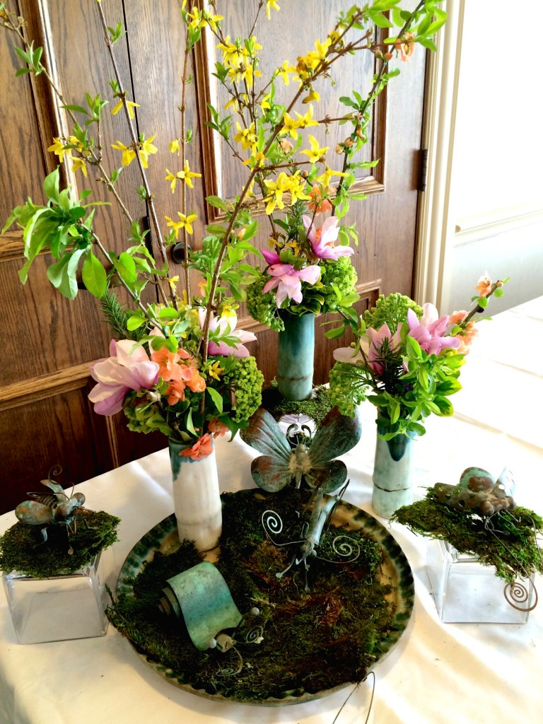 Collections Centerpieces