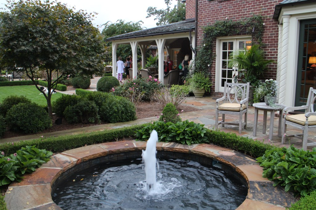 A Formal Garden in Knoxville