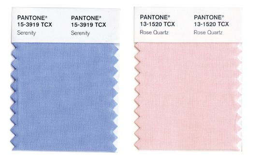 Pantone's Color of the Year 2016