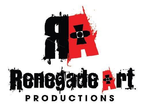 Renegade Art Productions Logo - Louisville 48 Hour Film Project 2015 - Marshall Artz Studio